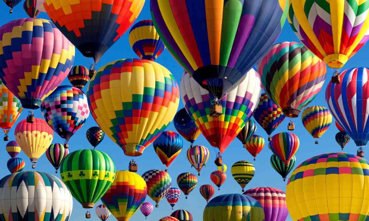 Albuquerque Baloon Festival (Audley Travel)