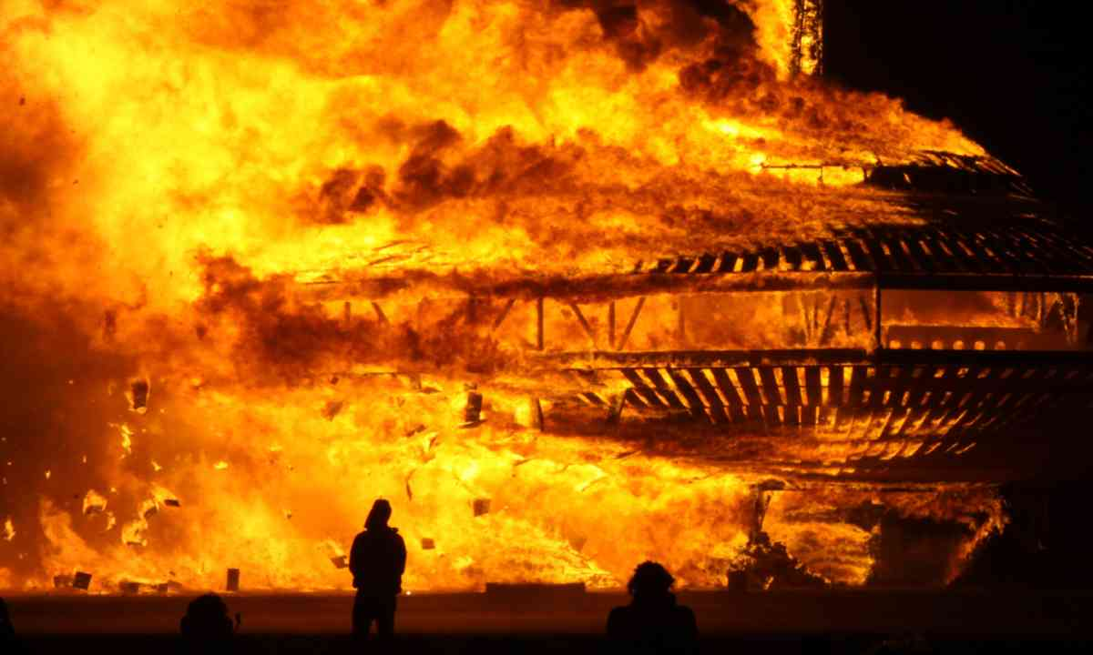 Burning Man Festival (Audley Travel)