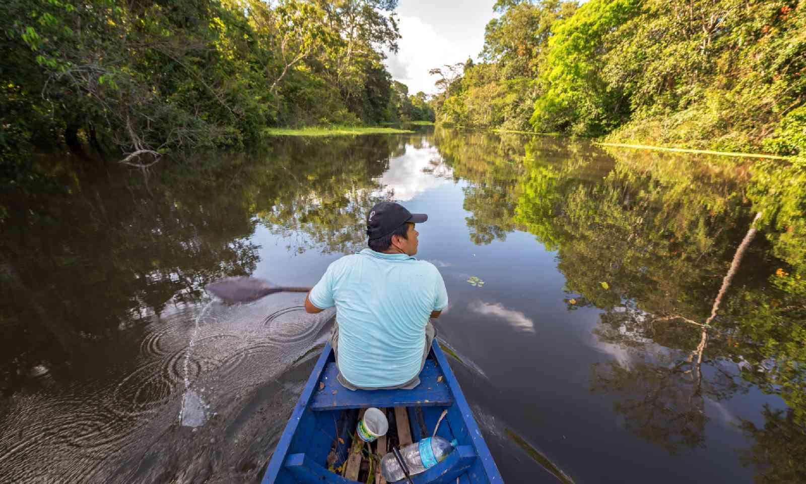 Iquitos, Peru (Shutterstock)