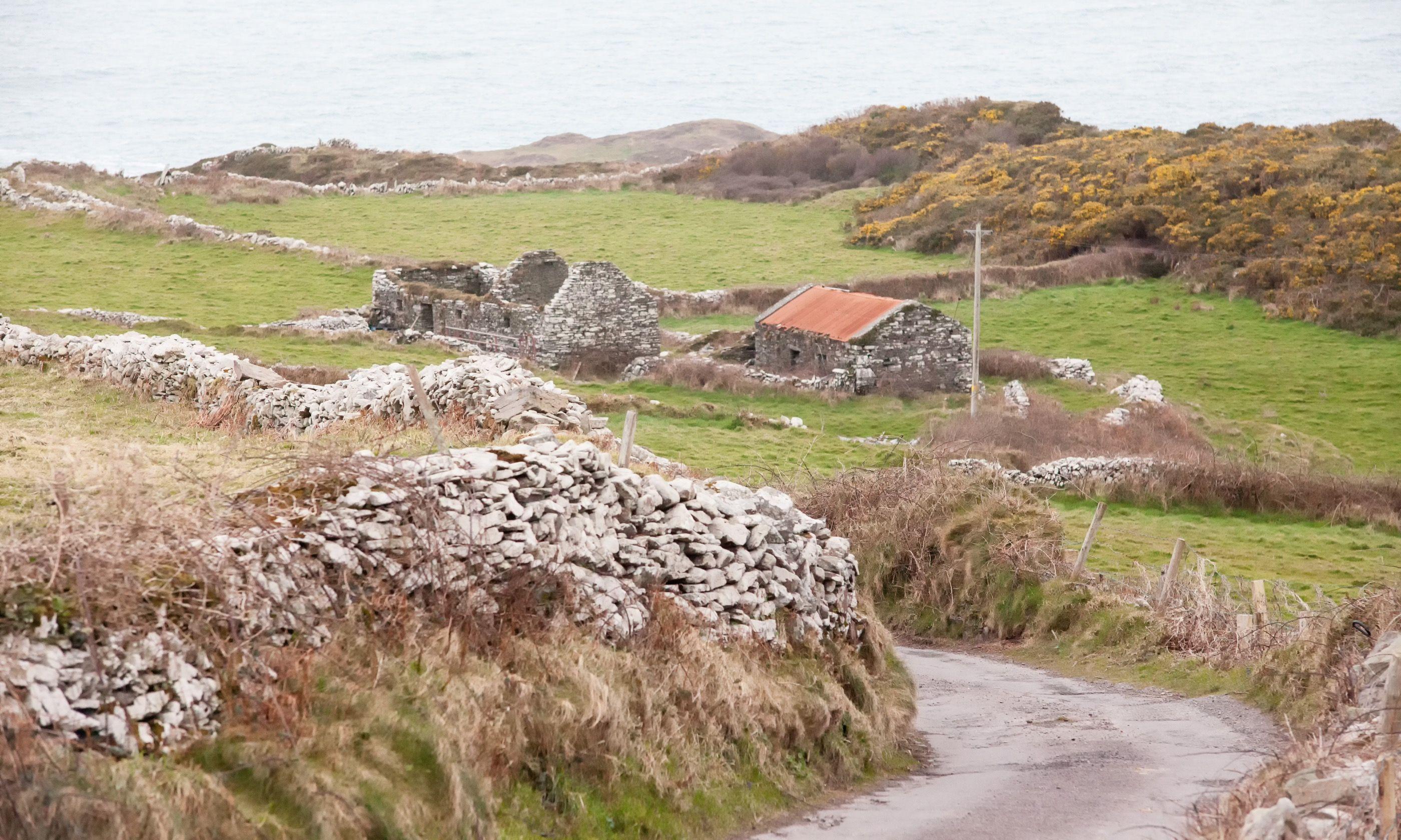 Dursey Island (Shutterstock.com)