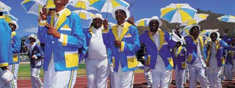 Come dancing: Kaapse Klopse minstrel festival (South Africa Tourism)