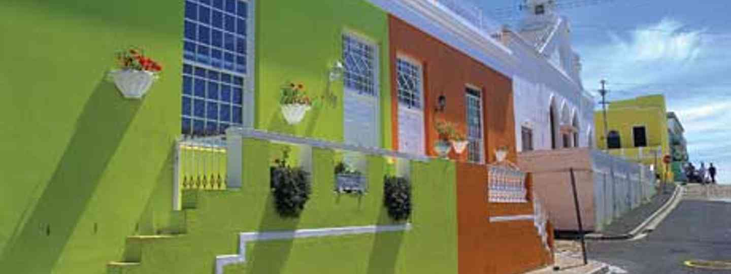 Bo-Kaap: an intoxicating blend of Dutch and Islamic influences (South Africa Tourism)