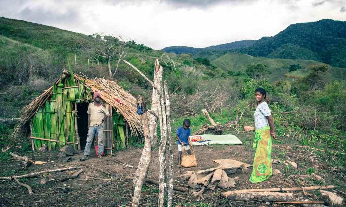 Remote village (Suzanna Tierie)