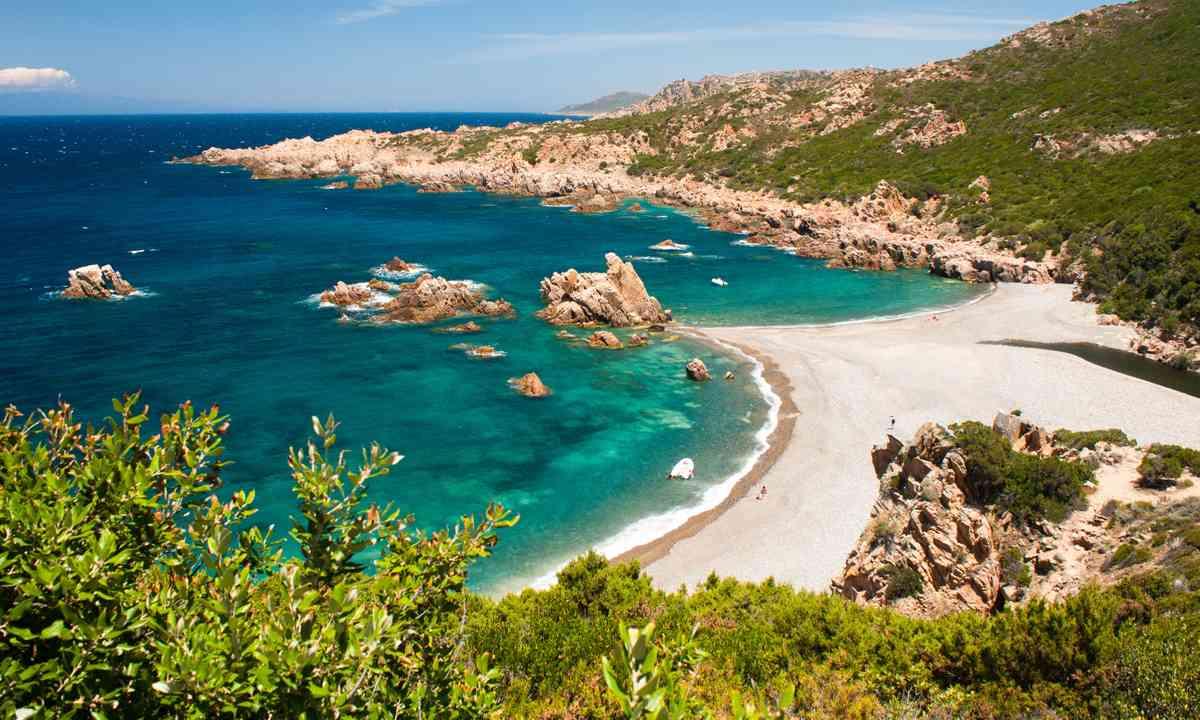 Empty Sardinia coastline near Tinnari (Shutterstock.com)
