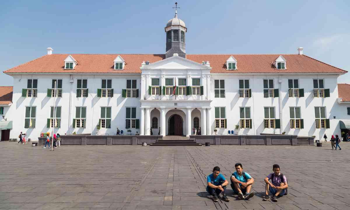 Jakarta History Museum (Shutterstock.com)