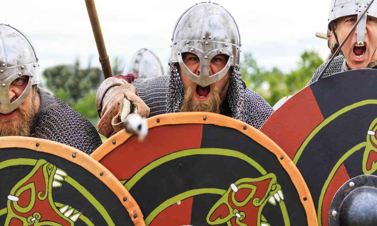 Vikings! (Shutterstock.com)