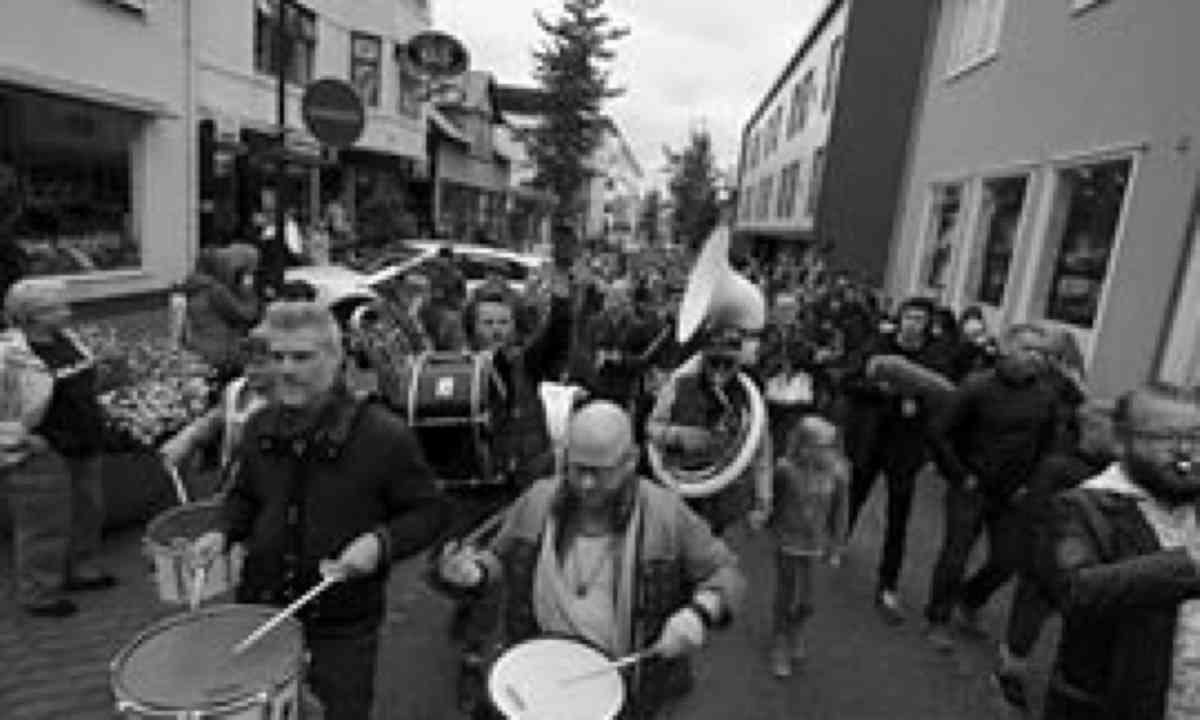 Annual Jazz Parade (reykjavikjazz.is)