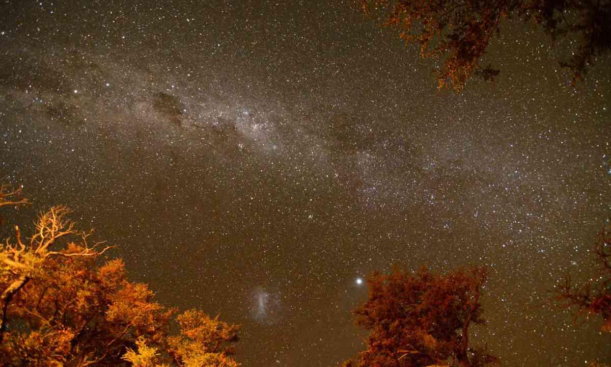 The night sky in Patagonia (Pura Aventura)