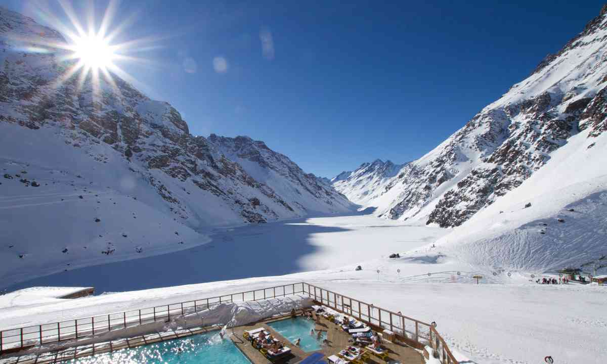 The view from Portillo Resort (Latin America Travel Association)
