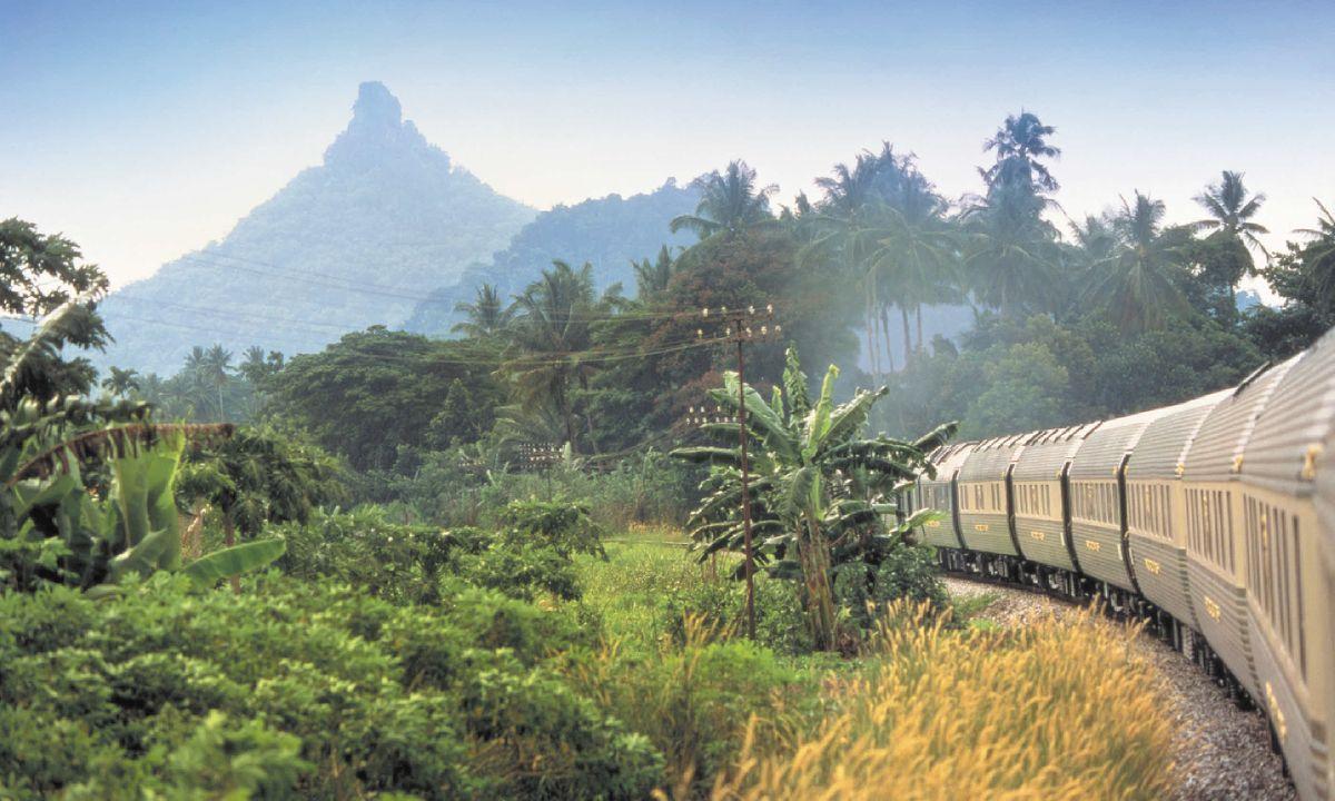10 great rail journeys