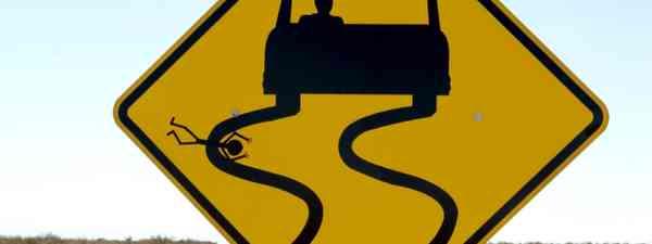 Motorway sign (Shutterstock)