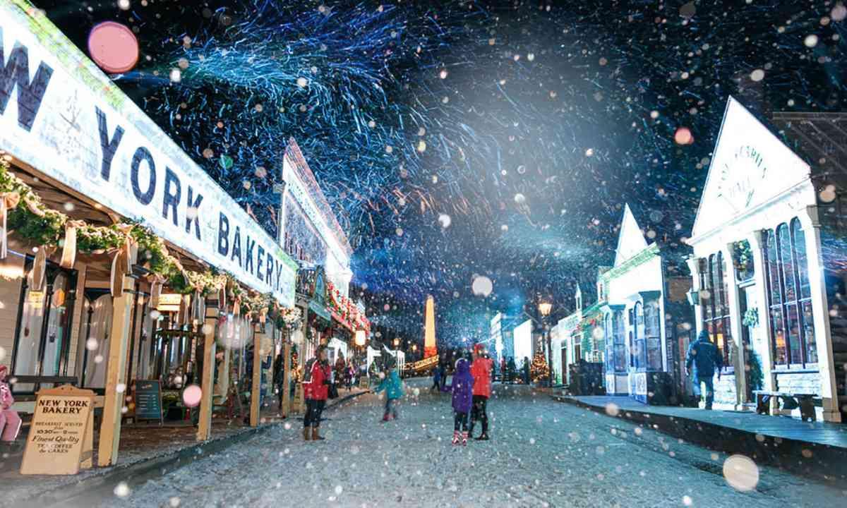 Christmas on Main Street (Sovereign Hill)