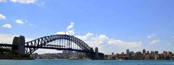 Sydney Harbour Bridge has magnificent (free!) views (Eustaquio Santimano)