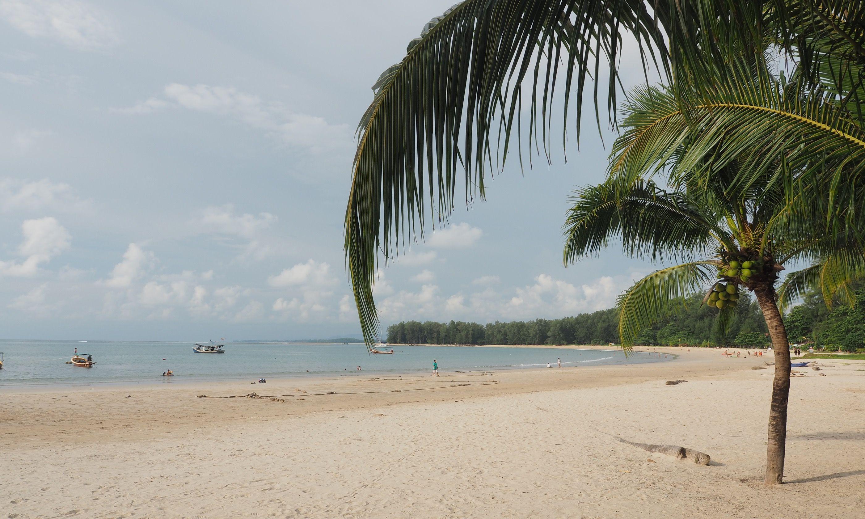 Nai Yang beach (Jamie Furlong)