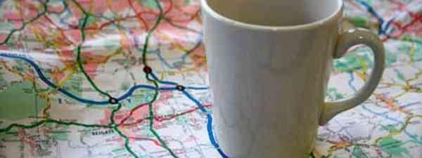 Where to go next...? (Alastair Humphreys)