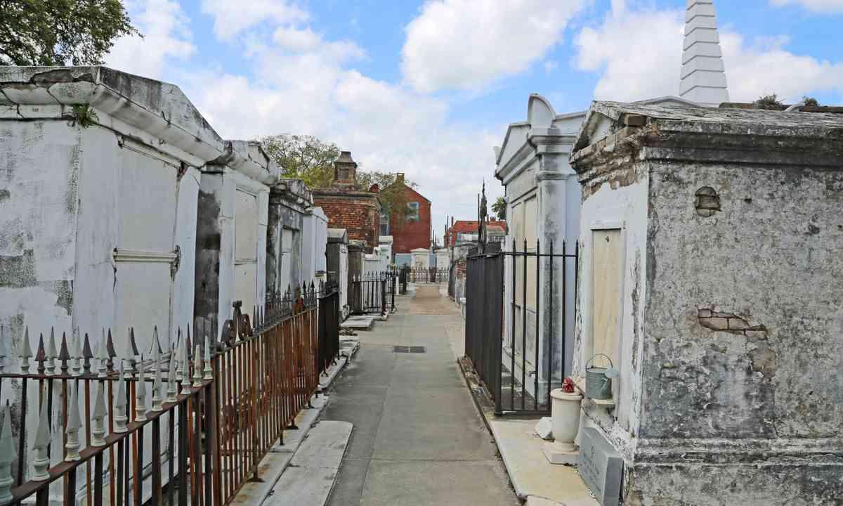 St Louis Cemetery (Dreamstime)