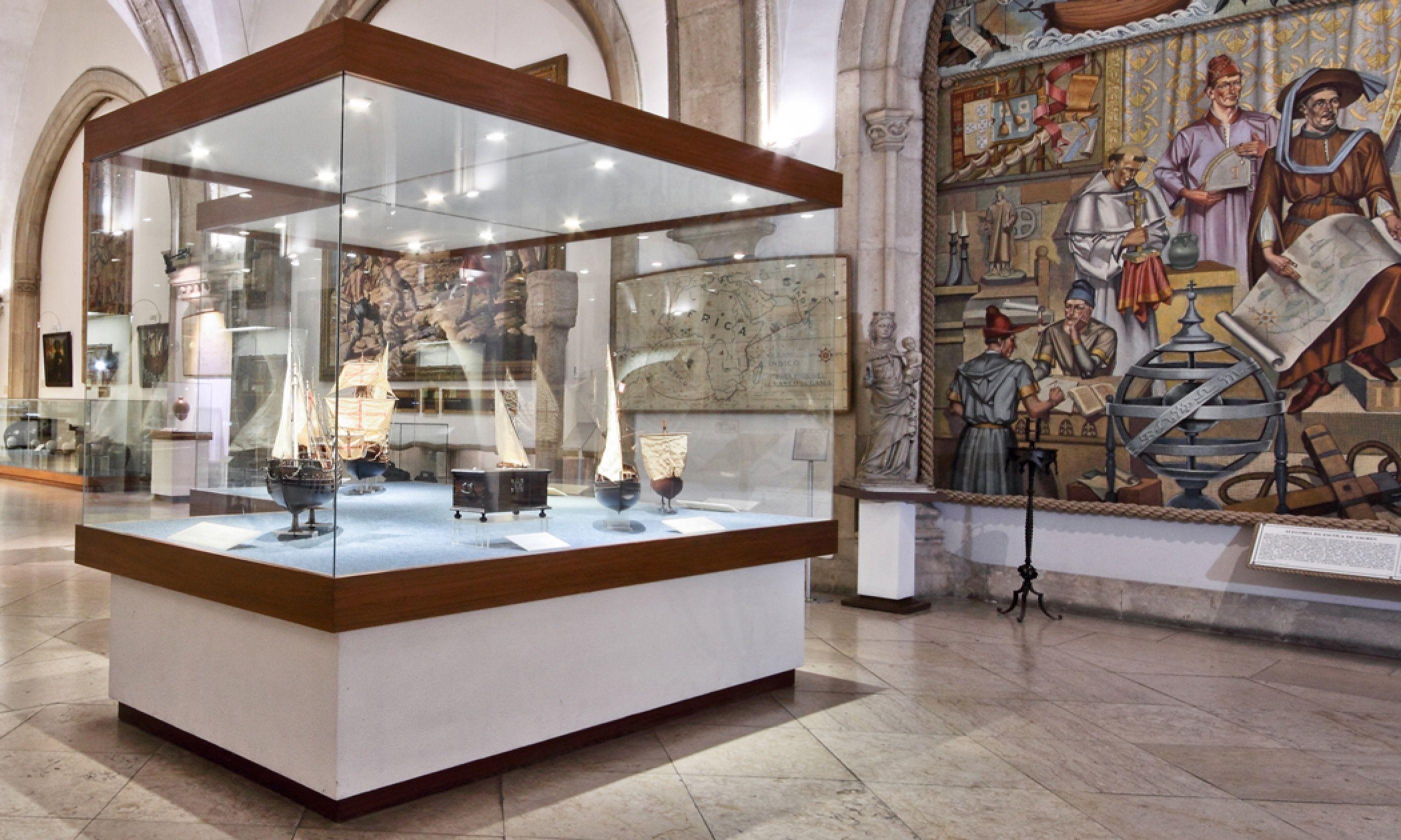 Museum gallery (ccm.marinha.pt)