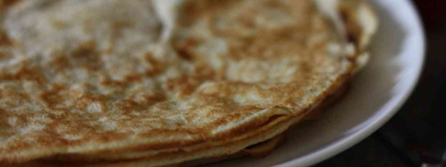 Pancake day is here, so what will you give up for lent? (Cara Photography)