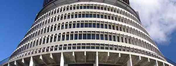 Parliament buildings, Wellington (111 Emergency)