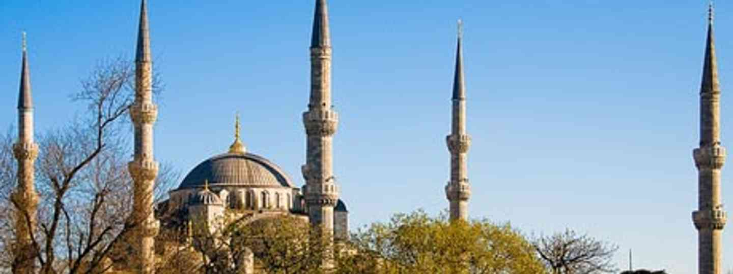 The Blue mosque, Istanbul (Bo Nielsen)