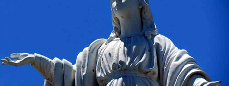 Virgen de la Immaculada, Santiago