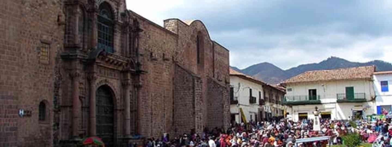 Stroll around the market, Cusco (Marilyn Burgess)