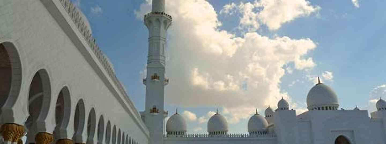 Sheikh Zayid Grand Mosque, Abu Dhabi (Jan Michael Pfeiffer)