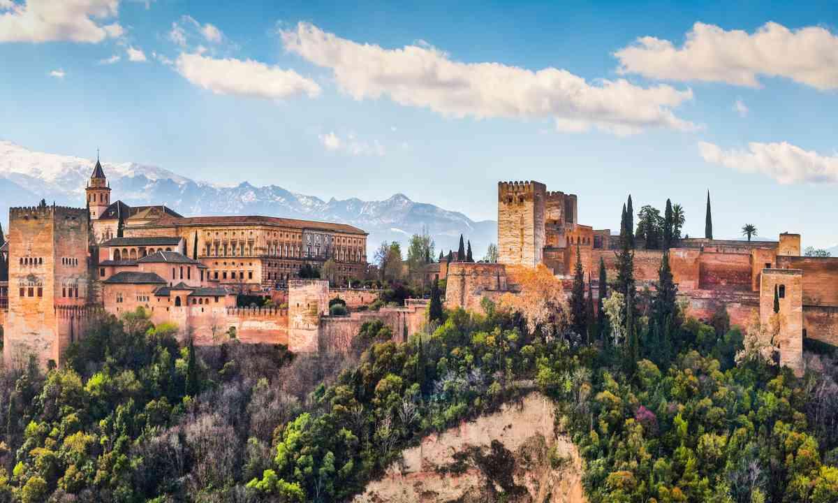 Alhambra, Granada (Dreamstime)