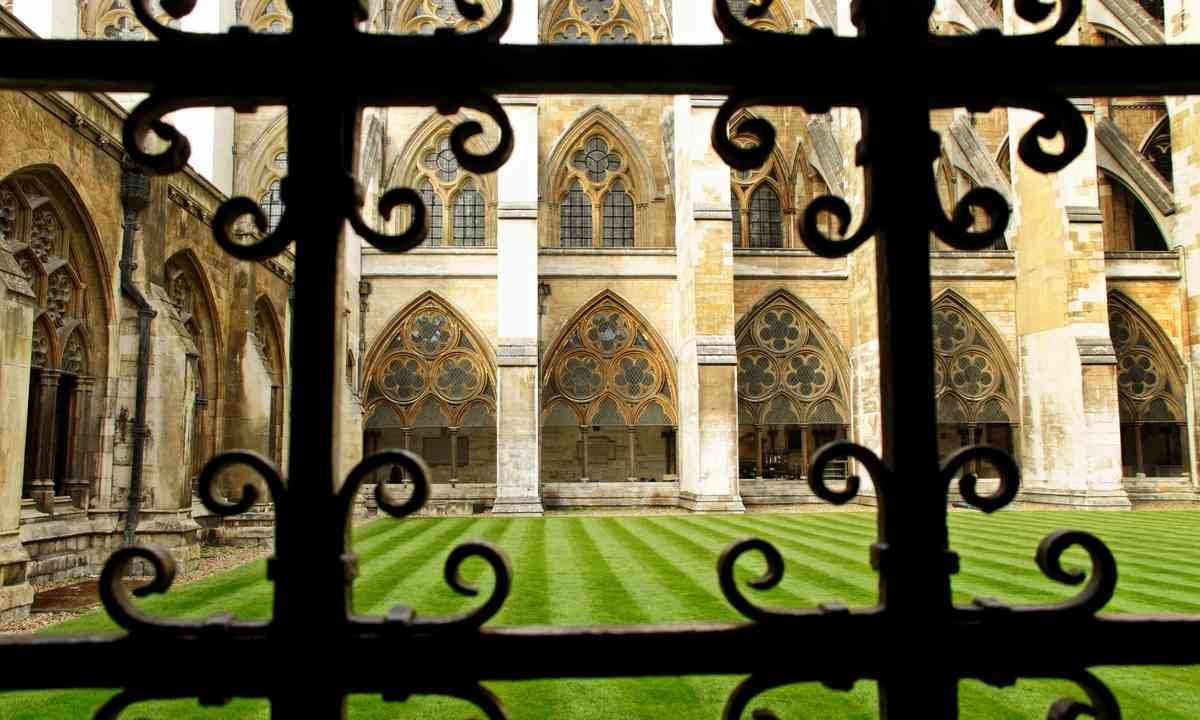 Deans Yard, Westminster Abbey (Dreamstime)