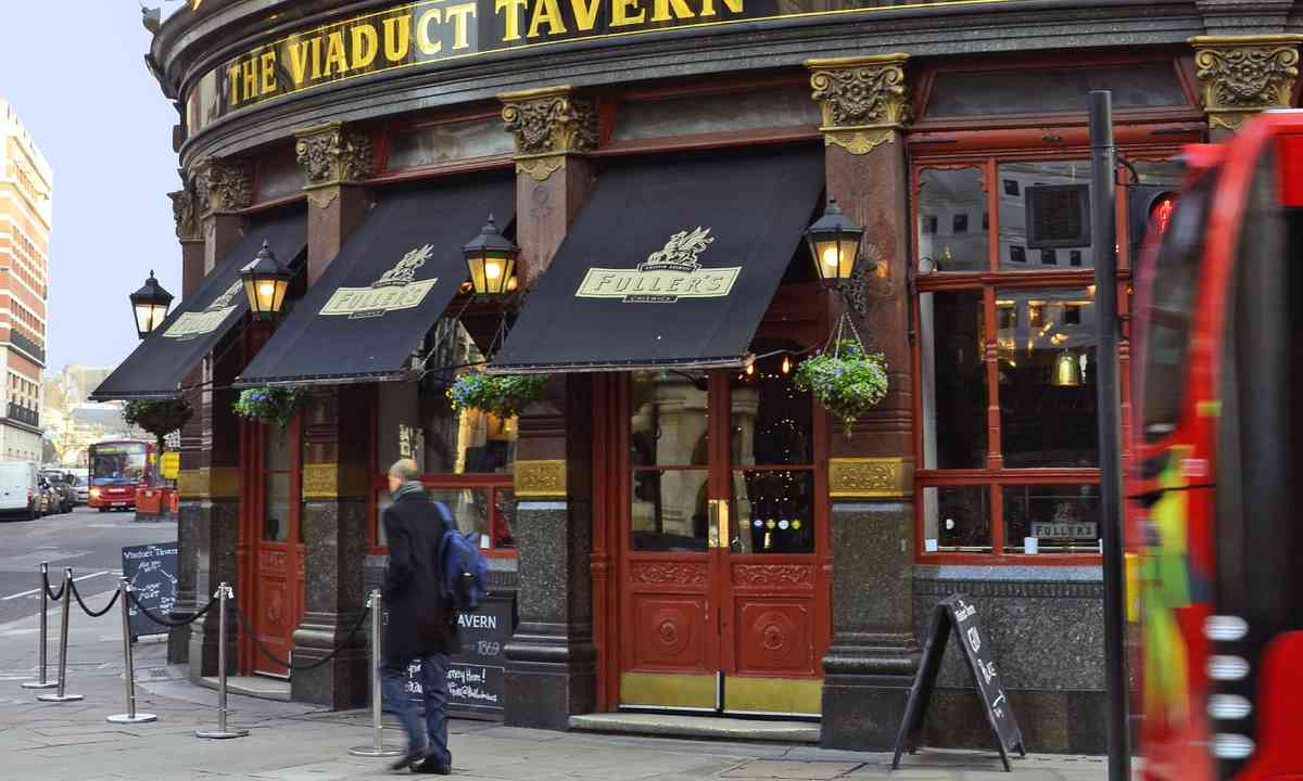 The Viaduct Tavern (Dreamstime)