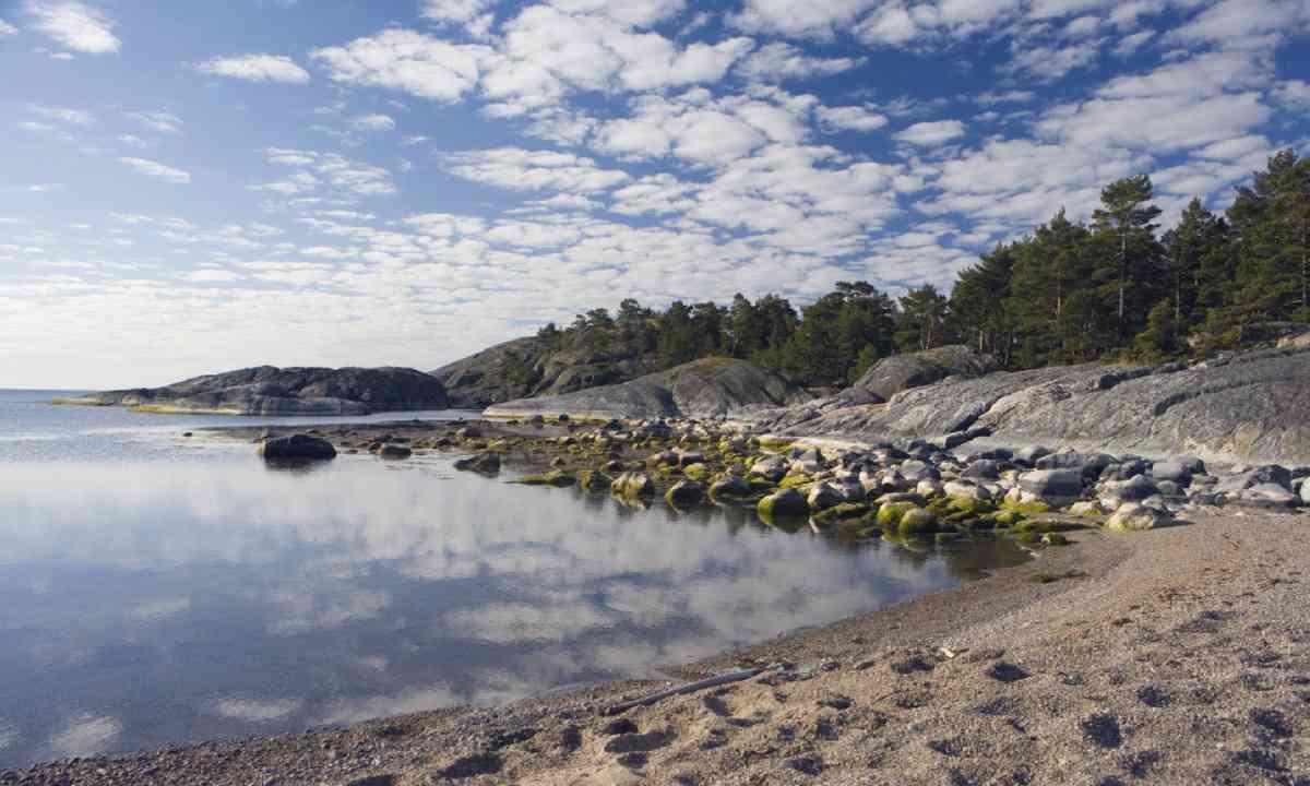 Stockholm archipelago, Sweden (Shutterstock)
