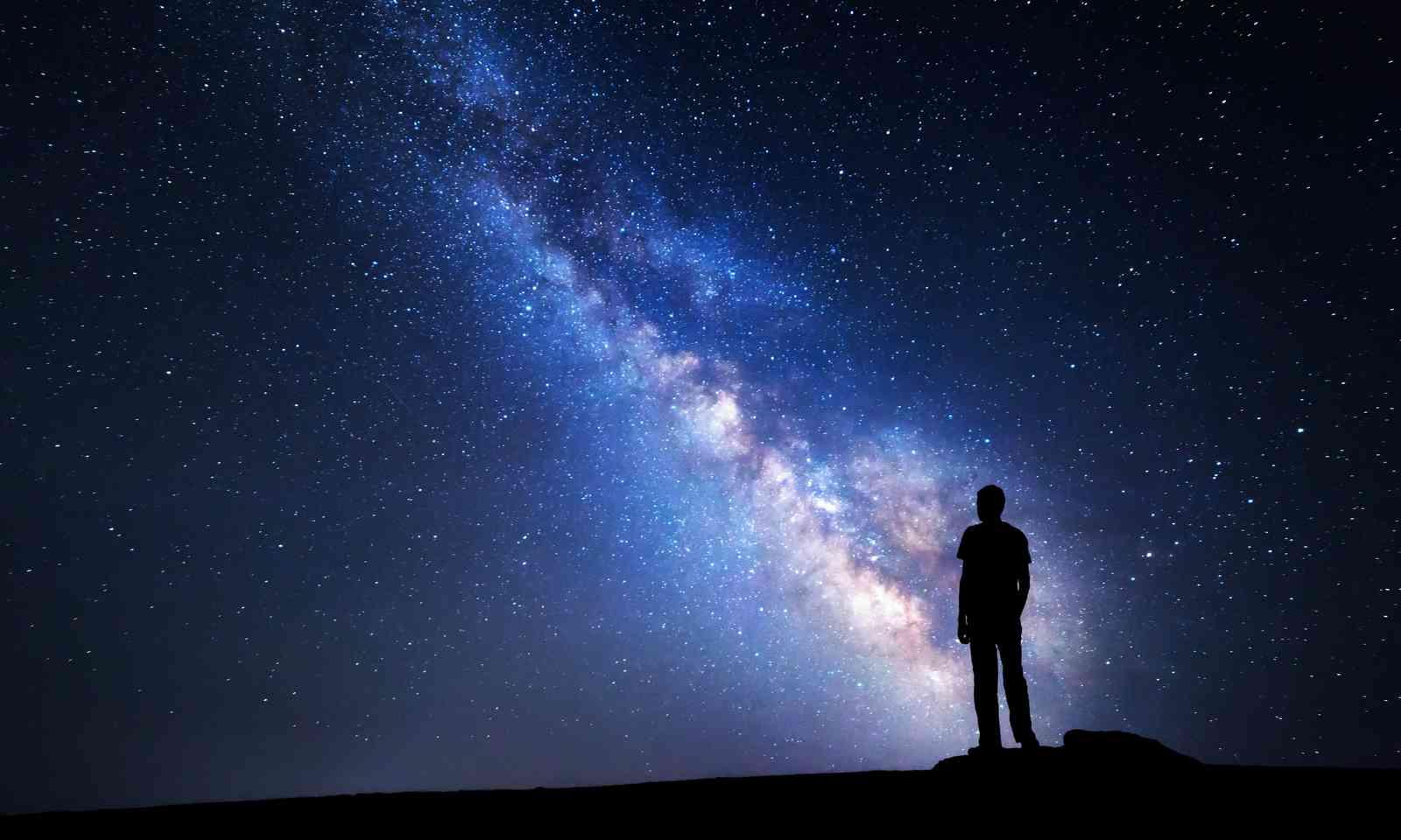 Milky Way (Dreamstime)