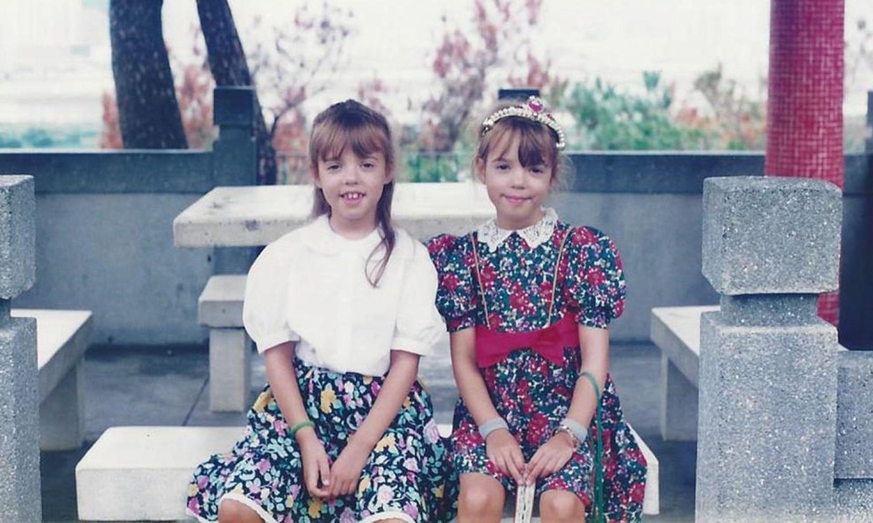 Growing up in Hong Kong (Rowan family archives)