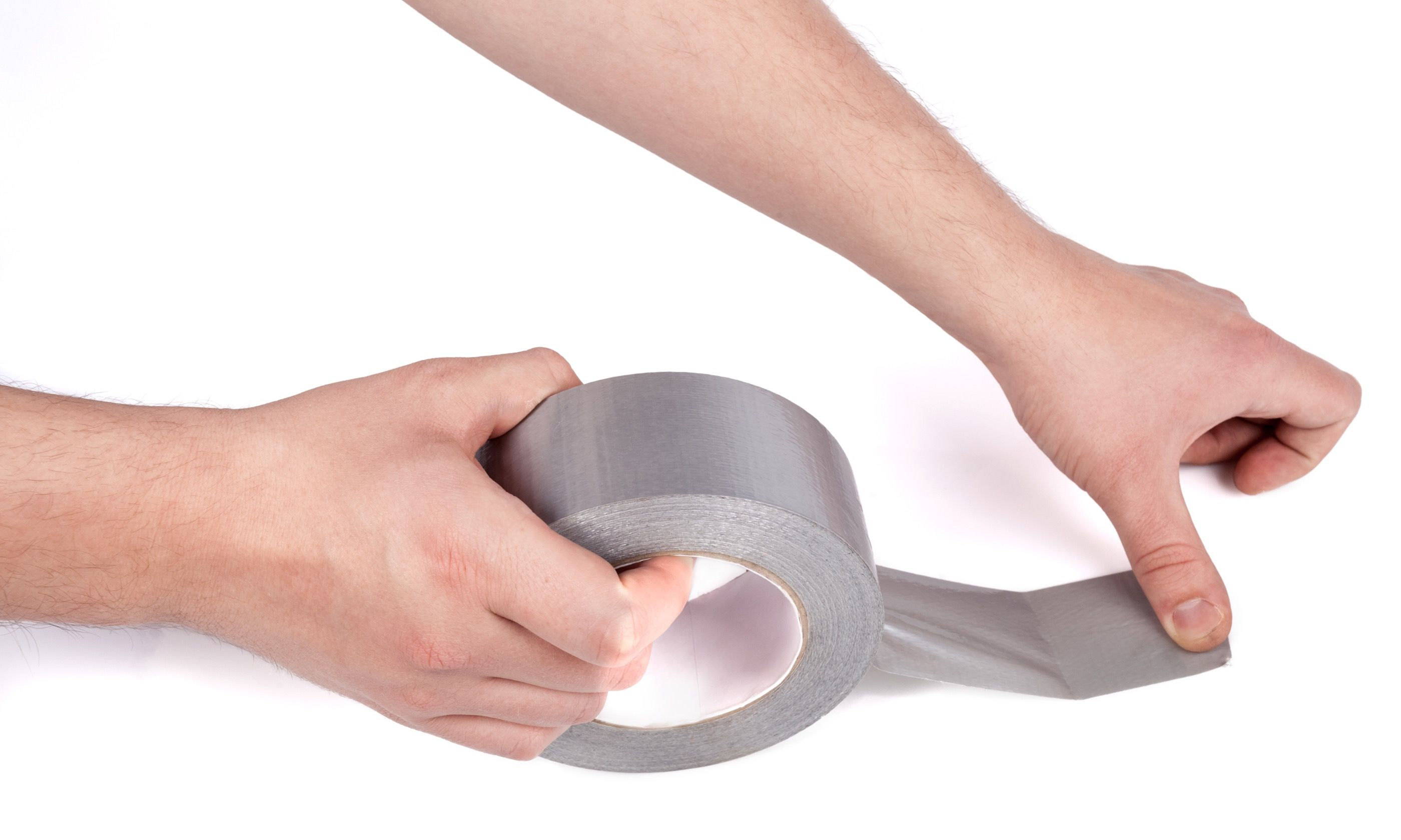 Duct tape (Dreamstime)