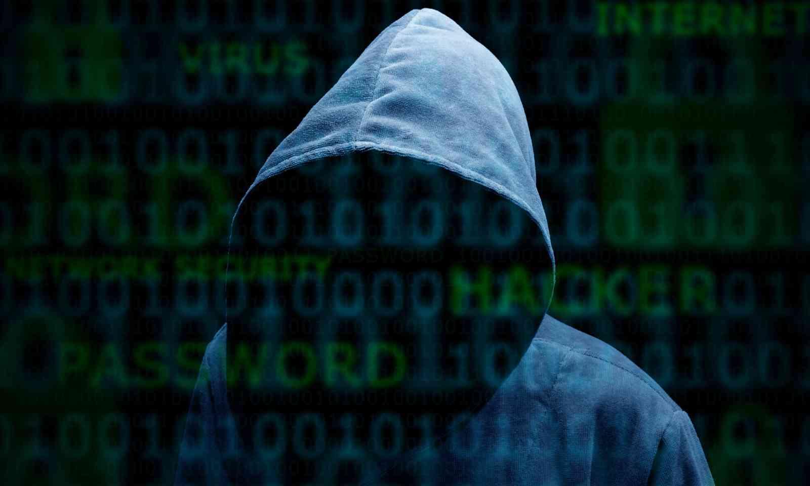 Hooded hacker (Dreamstime)