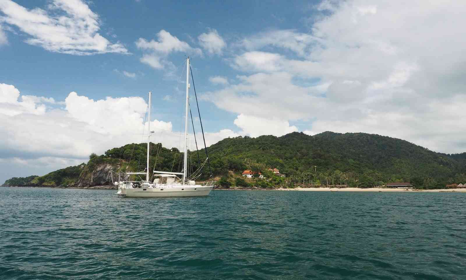 Anchored in Thailand (Jamie Furlong)