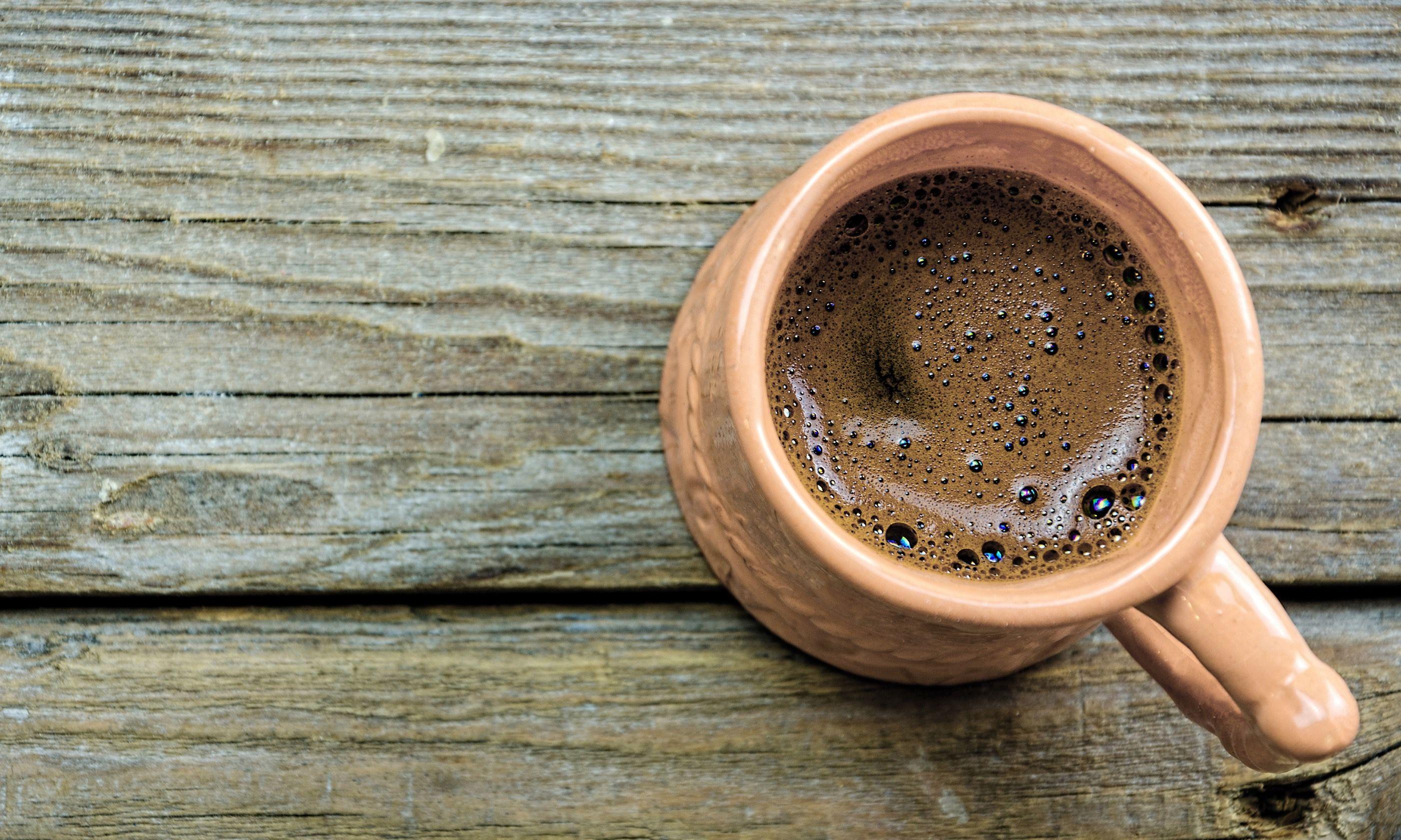 Thick Serbian coffee (Dreamstime)