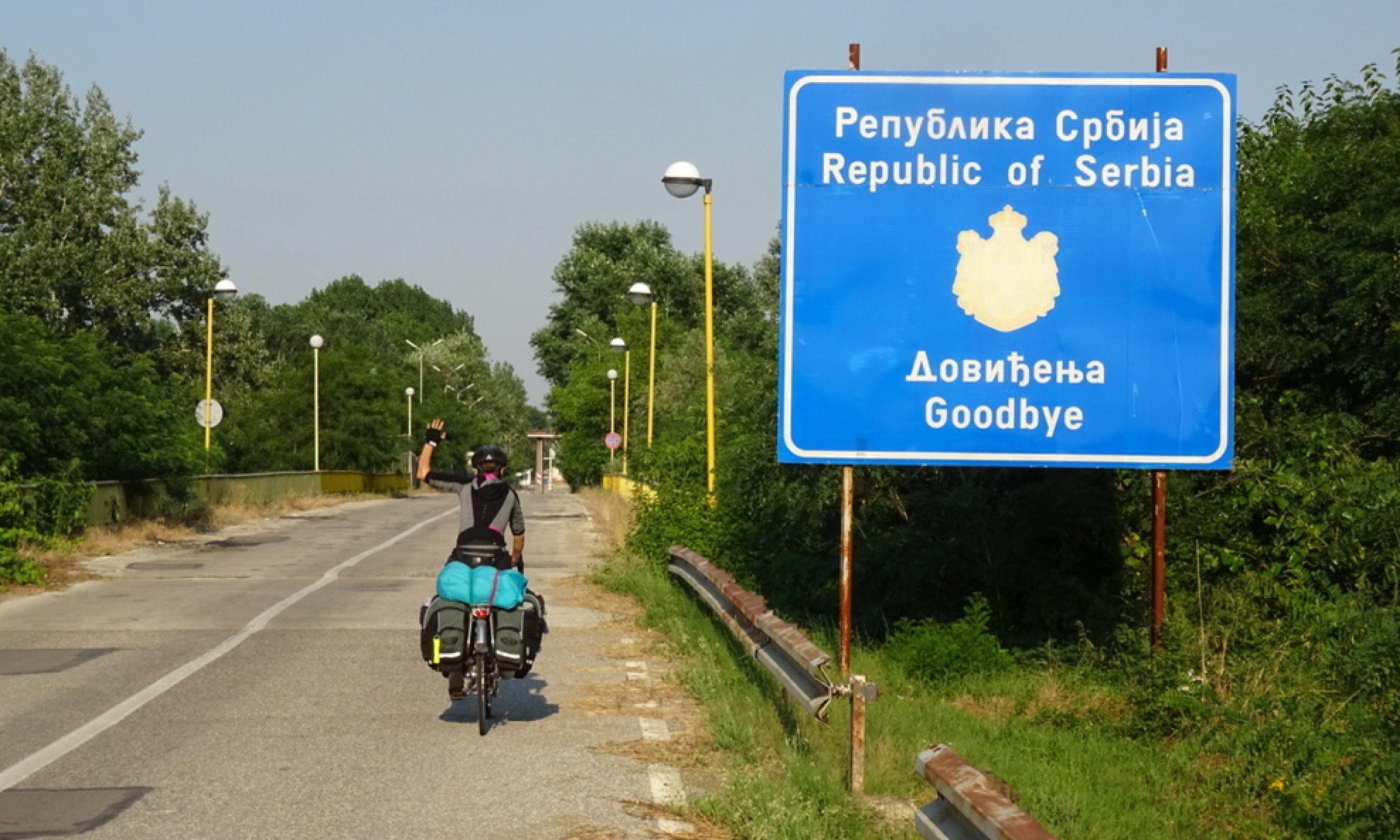 Goodbye Serbia (Rowen Sisters)
