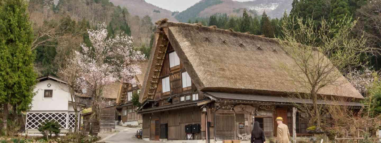 Farmhouse homestay, Japan (Shutterstock)