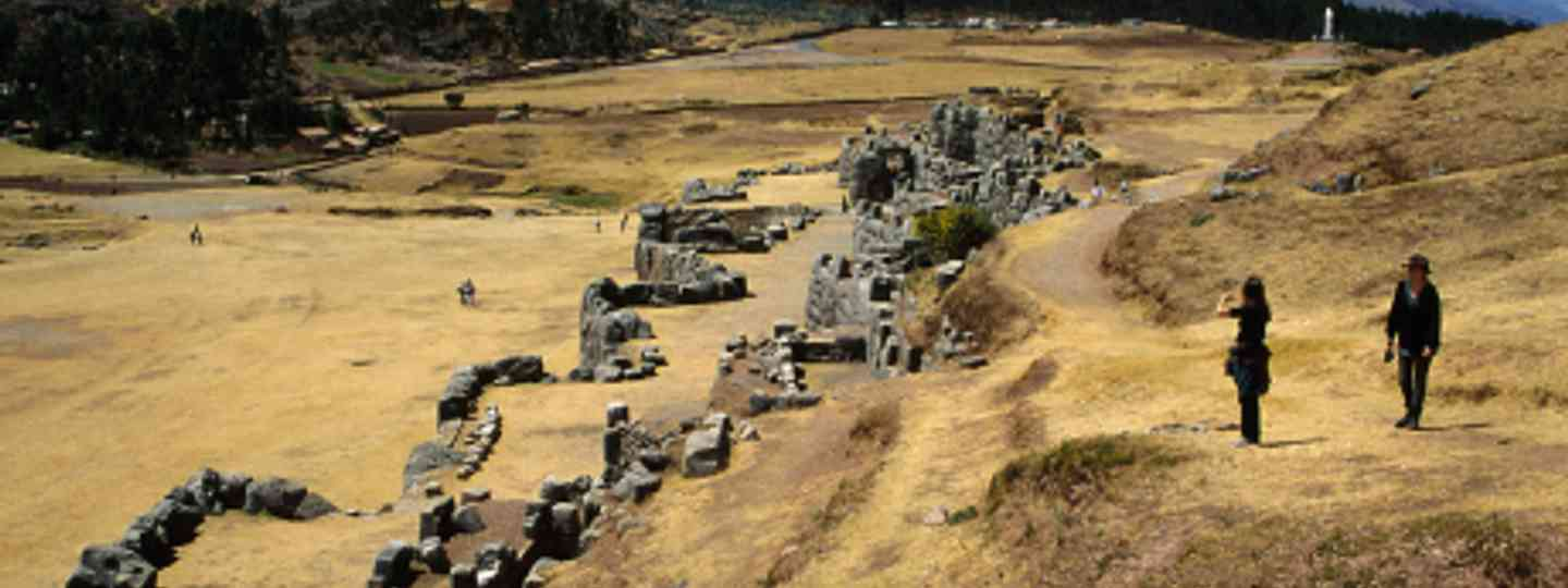 Don't miss the Sacsayhuamán site (Tyler Bell)