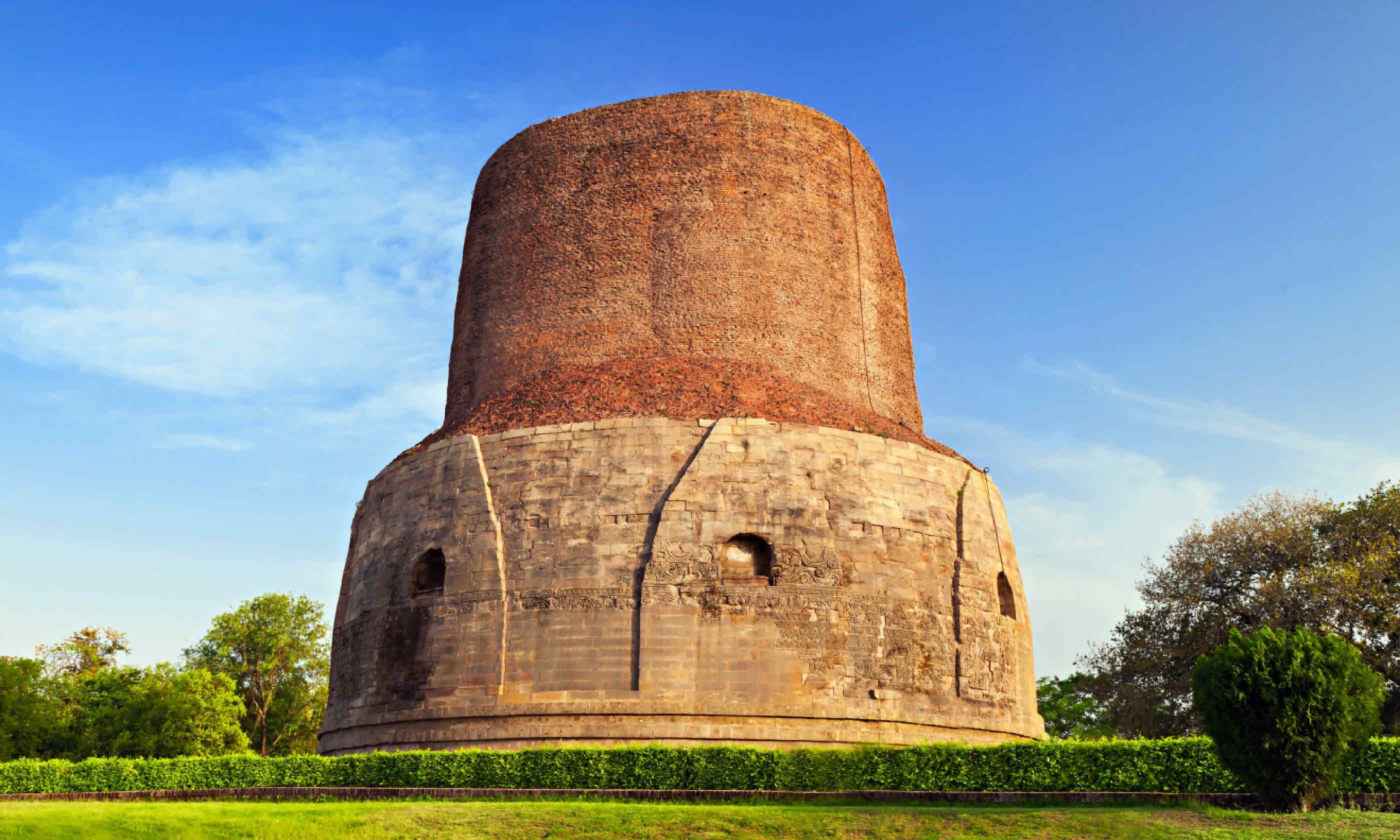 Dhamekh Stupa (Shutterstock)