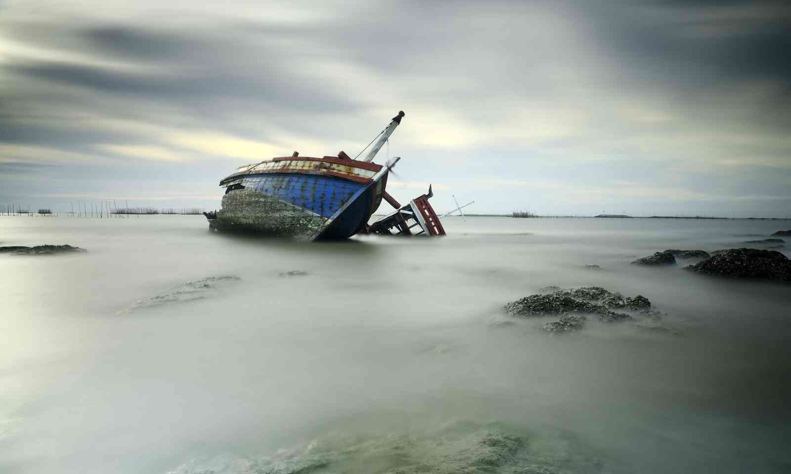 The impact of storms in Thailand (Dreamstime)