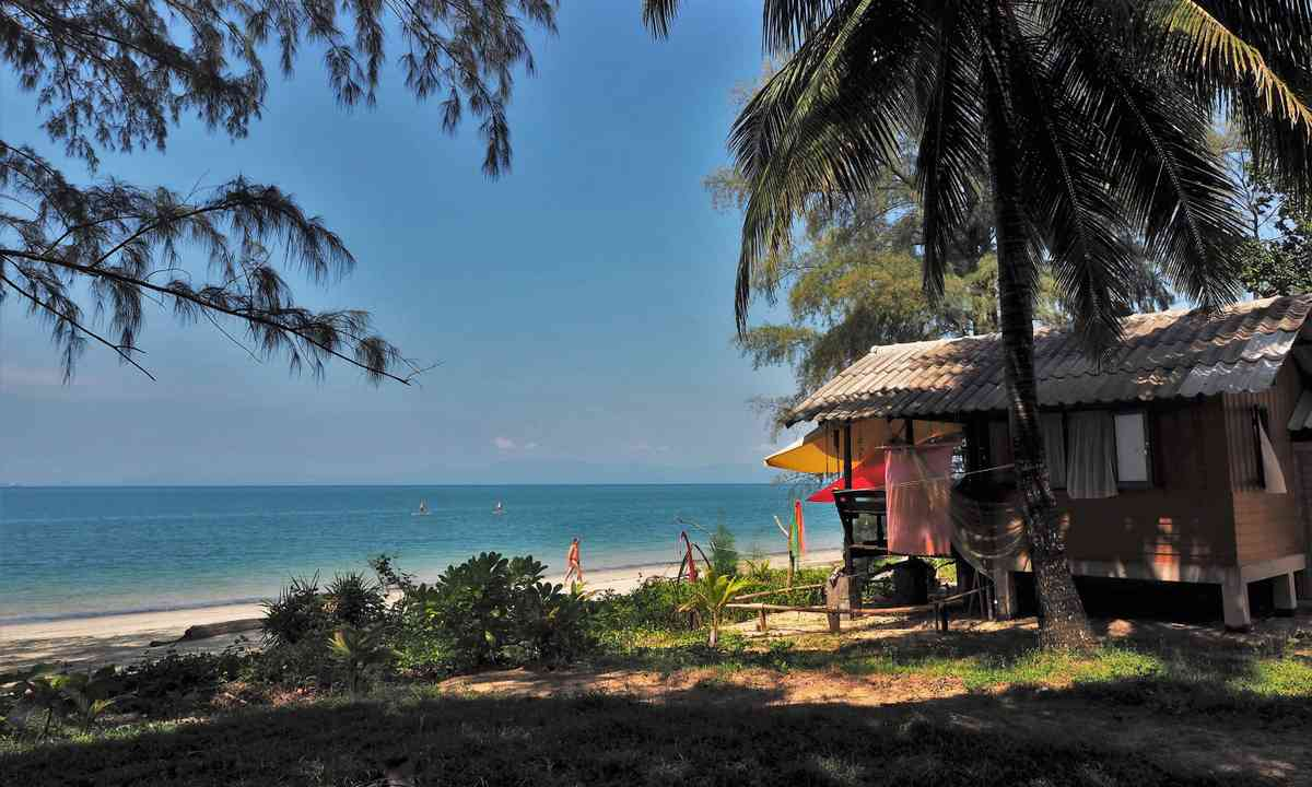 The cove on Koh Chang (Jamie Furlong)