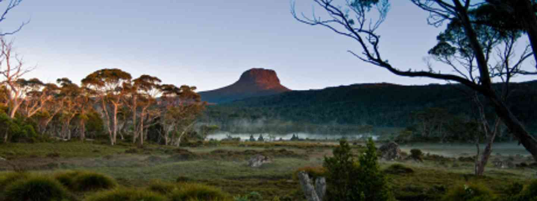 The Tasmiania trail - a long haul (Rochard Munckton)