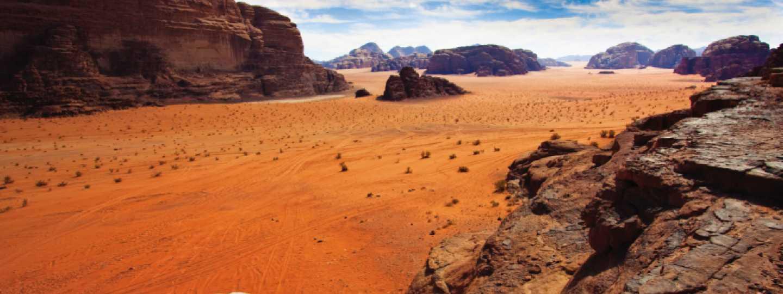 Wadi Rum, Jordan (Dreamstime)