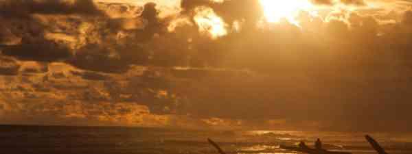 Sun, sea and surf: Dominical, Costa Rica (Christian Haugen)
