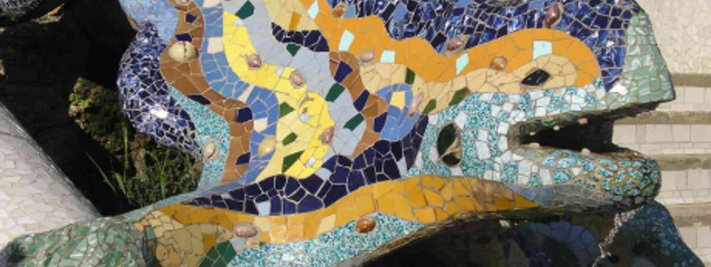 Parc Guell dragon (vito7)