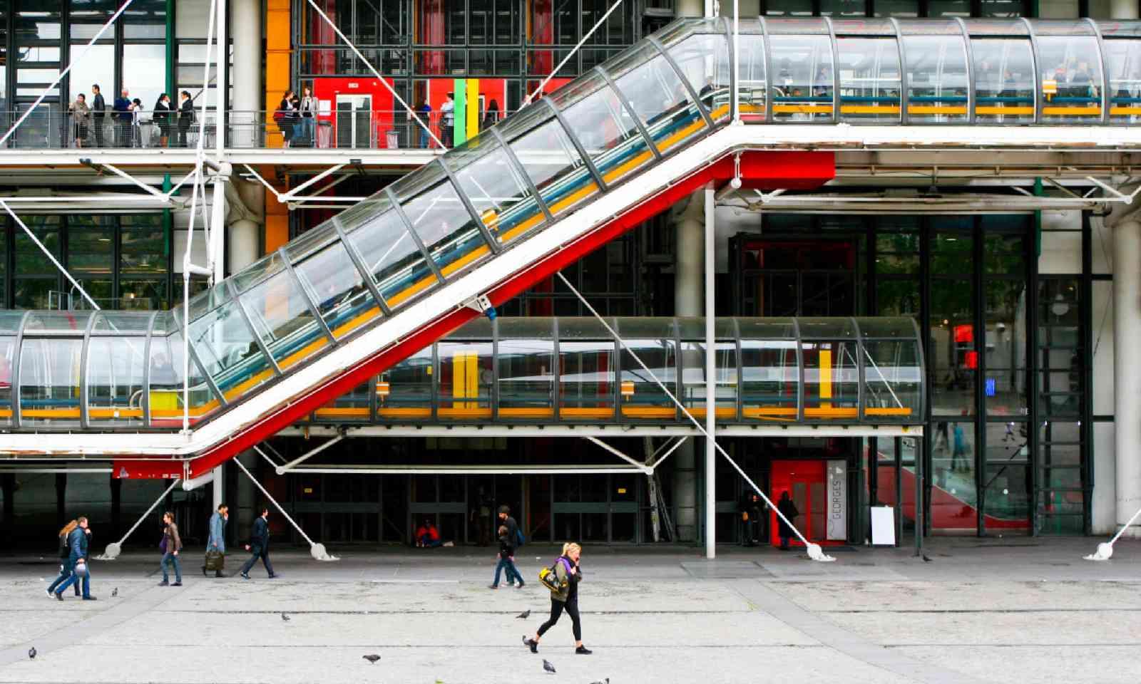Centre Pompidou (Shutterstock)