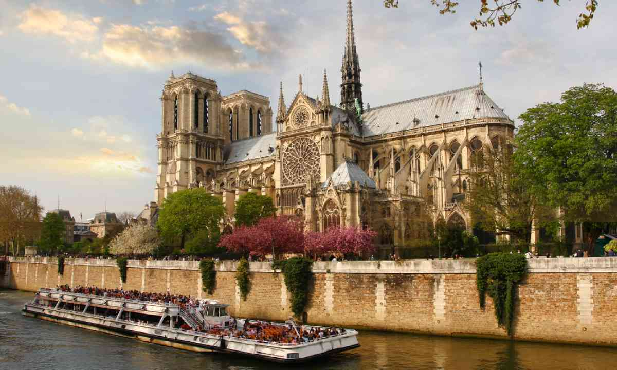 Notre Dame cathedral (Shutterstock)