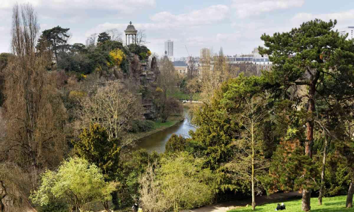 Parc des Buttes-Chaumont (Shutterstock)
